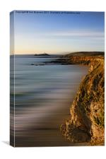 Gwithian Beach, Canvas Print