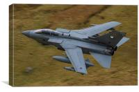 Tornado GR4 Goldstars, Canvas Print
