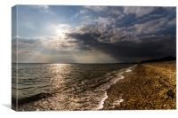 Lee on Solent, Canvas Print