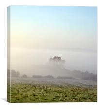 Out of the Mist, Canvas Print