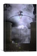 Heavens Gate, Canvas Print