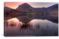 Fleetwith Pike - Buttermere, Canvas Print