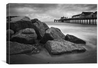 Southwold Pier, Suffolk, Canvas Print
