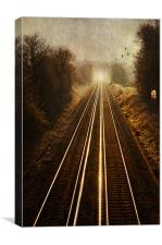 The Long Way Home, Canvas Print