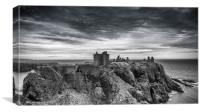 Dunnotter Castle, Canvas Print