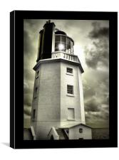 St Anthony's Lighthouse, Canvas Print