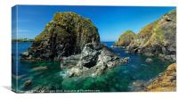 Mullion in Cornwall, Canvas Print