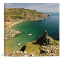 Prawle Point, Canvas Print