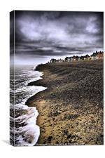 Aldeburgh Suffolk, Canvas Print