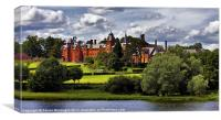 Framlingham College, Canvas Print
