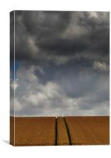 Harvest Time, Canvas Print