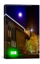 Tate Modern London, Canvas Print