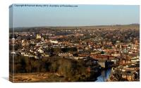 Lewes, East Sussex, Canvas Print