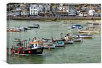 St Ives, Canvas Print