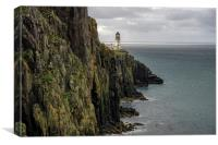 Neist Point Lighthoues, Canvas Print