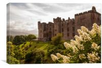Muncaster Castle, Canvas Print
