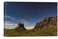 Lindisfarne - Only Moonlight, Canvas Print