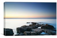 Tranquil Sunset, Canvas Print