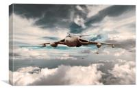 Refuelling the Buccs, Canvas Print