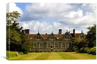 Knowle Park House, Canvas Print