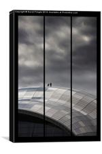 Roof of the Sage, Canvas Print
