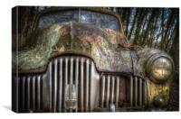 Old Holden , Canvas Print