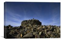 Scafell Pike, Canvas Print