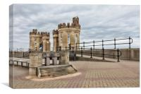 Withernsea, Canvas Print