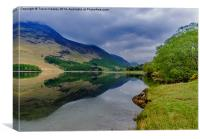 Buttermere Lake District, Canvas Print