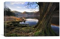 Views Of Brotherswater, Canvas Print