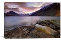 Wastwater, Cumbria, Canvas Print