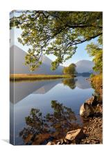 Brotherswater, Canvas Print