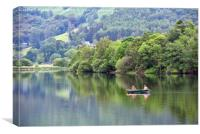 Grasmere Tranquility, Canvas Print