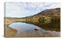 Spring At Rydal Water, Canvas Print