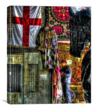 Rugs For Sale, Canvas Print