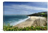 St Ives . Cornwall., Canvas Print