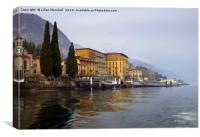 Lake Como,  Caddenabbia, Canvas Print