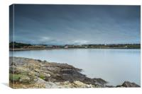 Two Minutes At Barry Island, Canvas Print