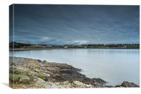 Two Minutes At Barry Island Revisited, Canvas Print