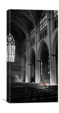 Reverence, Canvas Print