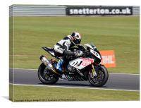 Tommy Bridewell, Canvas Print