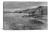 Haweswater 2, Canvas Print