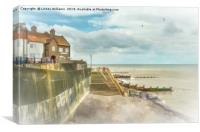 Sheringham, Norfolk, Canvas Print