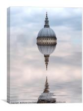 Spirit of London, Canvas Print