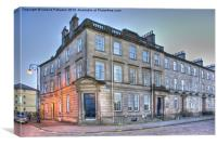 Carlton Place, Canvas Print