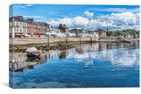 Millport, Canvas Print