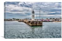 Anstruther, Canvas Print