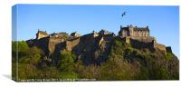 Edinburgh Castle, Canvas Print