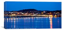 Dundee Illuminated, Canvas Print