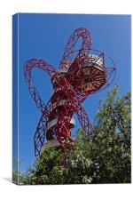 The Orbit, Canvas Print